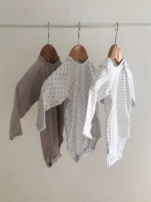 PRE LOVED BABY BODYSUITS