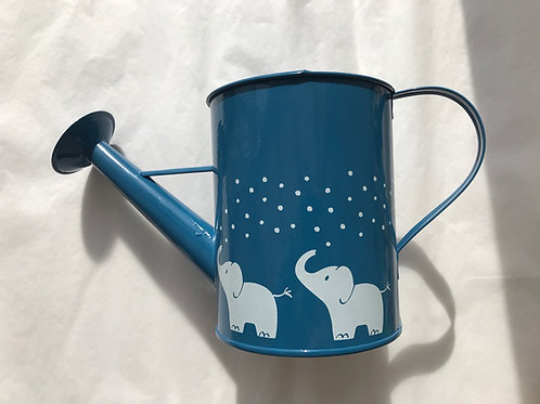 WATERING CAN - BLUE