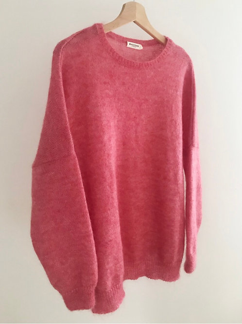 PRE LOVED MOHAIR KNIT XL