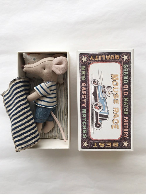MOUSE IN MATCHBOX