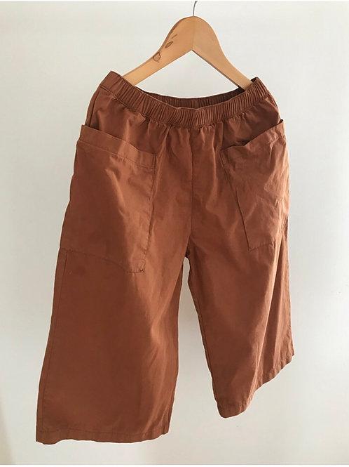 RELOVE COTTON PANTS - 8Y