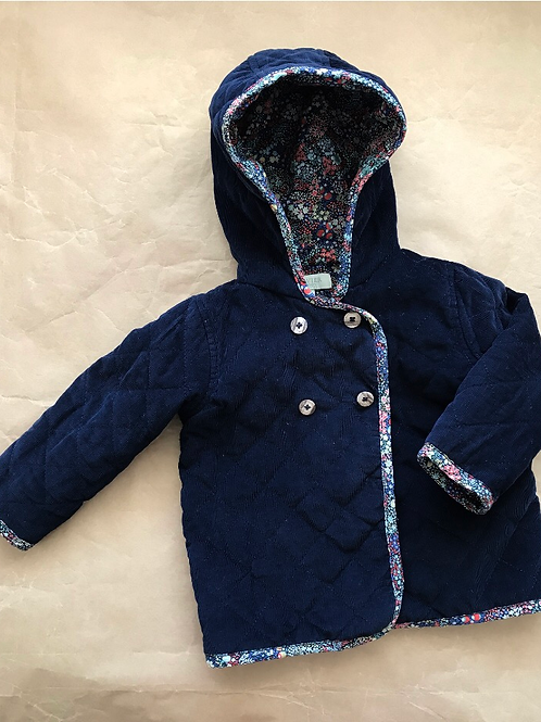 QUILTED JACKET 1-2Y