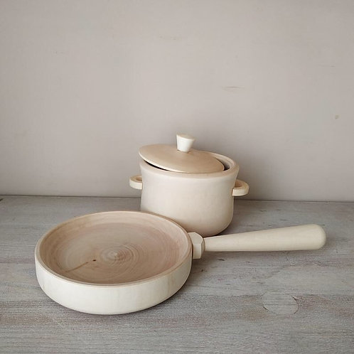 PAN & POT SET