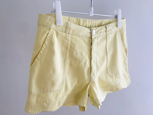 RELOVE SCALLOPED SHORTS