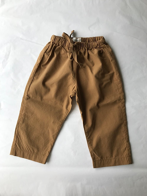 ORGANIC COTTON TROUSERS