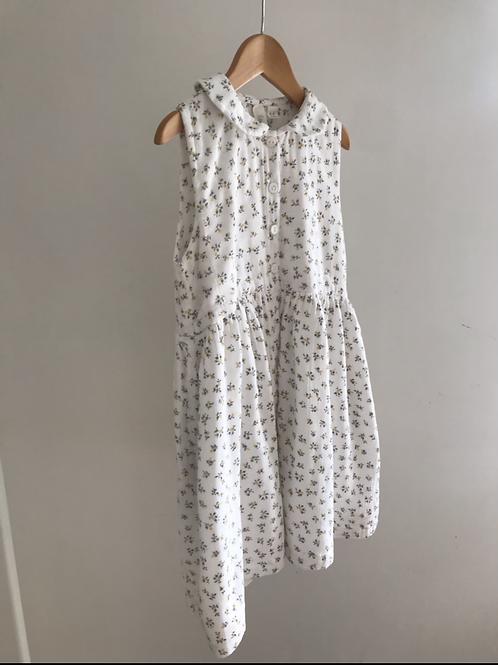 RELOVE MUSLIN DRESS- 8/9Y