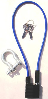 Nut Lock and Nut Shackle Kit for Hangin' Your Nutz