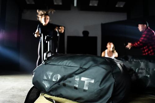 NCFIT Black Backpack