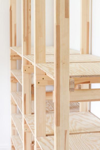 shelves Regale