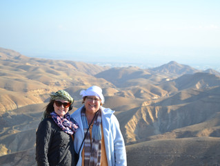 Holy Land Pilgrimage, Days 3 and 4: Judea, Jericho, and Nazareth, Oh My!