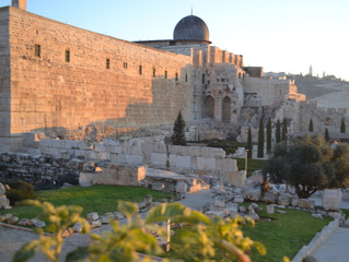 Holy Land Pilgrimage, Day 8: Close Encounters of the Three Religions Kind