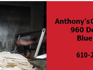 Dine & Donate @ Anthony's Coal Fired Pizza March 23rd & 24th