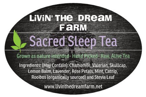 Sacred Sleep Tea