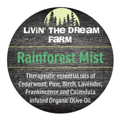 Rainforest Mist Essential Oil Roll On