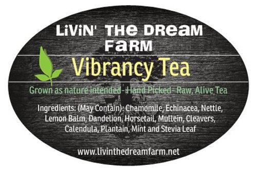 Vibrancy Tea