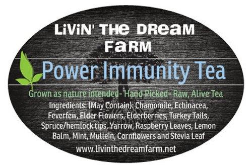 Power Immunity Tea