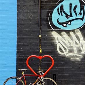 サマになる自転車がサマになるチューリン