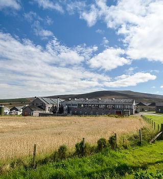 Glenfarclas Distillery in Speyside, Scotland