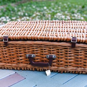 ピクニックに行けるバスケット(持てない疑惑)