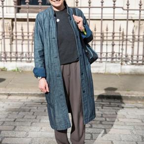 Ku:nel   - Street fashion snap in Paris, Tokyo, NY, London