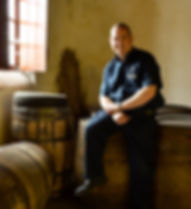 Chief manager at Benromach Distillery, Scotish whisky company
