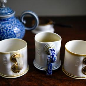 Casa Brutus 「そろそろ知っておきたい 茶の湯への道。」:Steve Harrison's Tea Basket