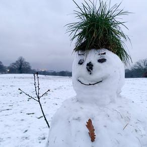 雪だるま2021年秋冬コレクション