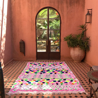 MAROCCAN FLOOR CANDY