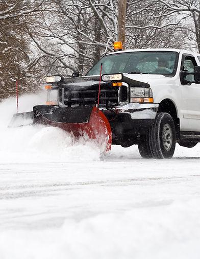 Snow Plow, Snow Removal Service Parker, CO