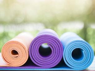 Yoga/Pilates Mats