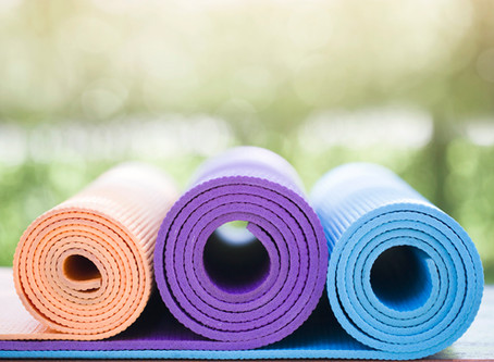 Choosing the Right Yoga Mat