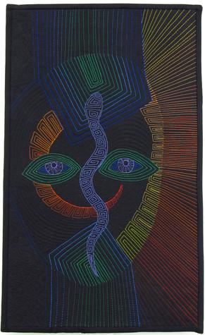 Mind-manifesting Mask II: Doors