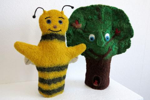 Bee and Tree