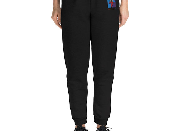 90's Collection Embroidered Unisex Joggers