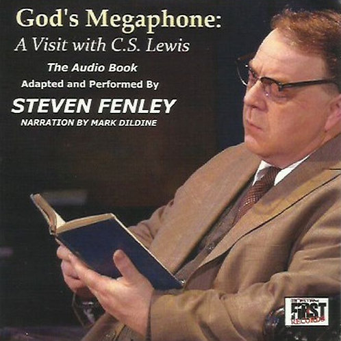 God's Megaphone: A Visit with CS Lewis Audiobook
