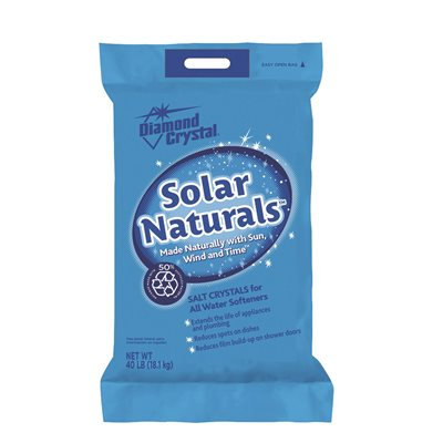 Softner Salt Crystals - Blue Bag
