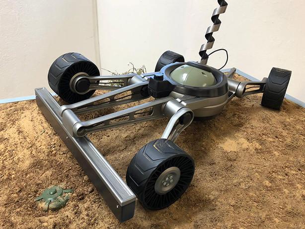 באוויר, בים וביבשה: כלים אוטונומיים