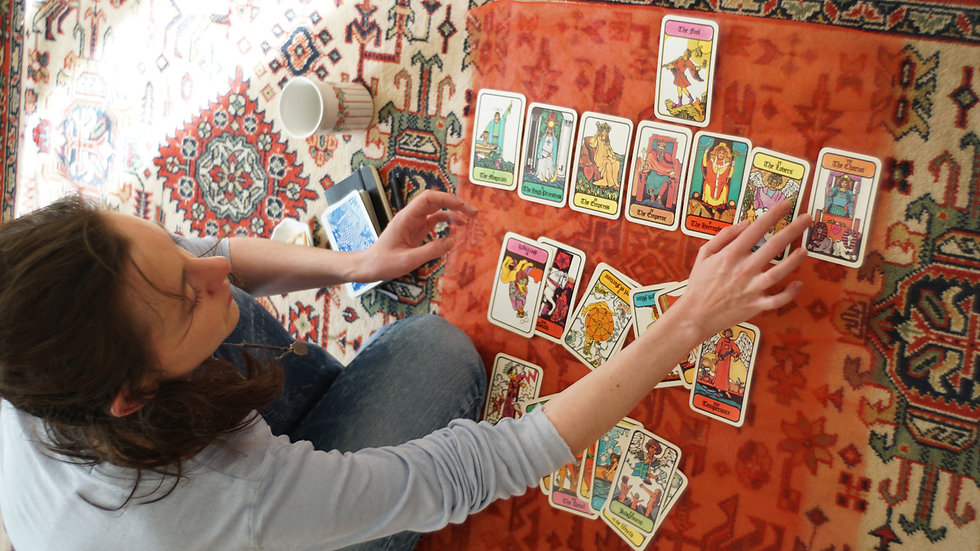 Gift Certificate: The Language of Tarot Online Course