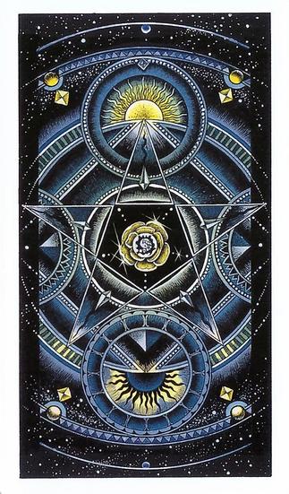 Written in the Stars: Tarot-Astrology Combo