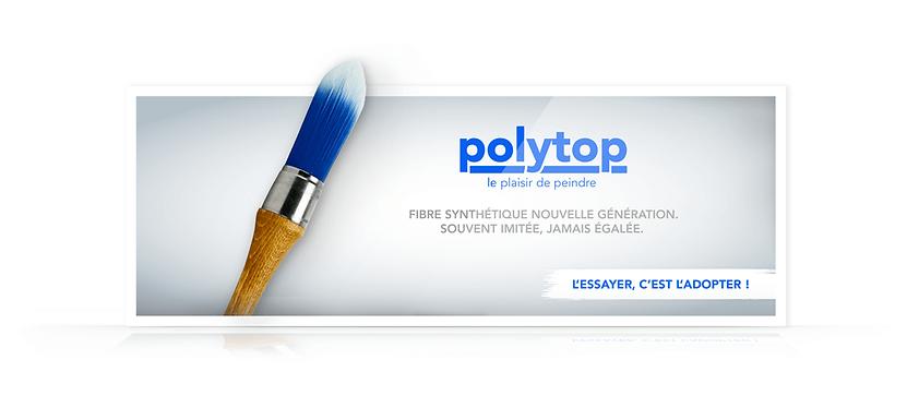 Polytop - RBN - Ridremont Brosserie Nouvelle - Brosses - Rouleaux - Outillage