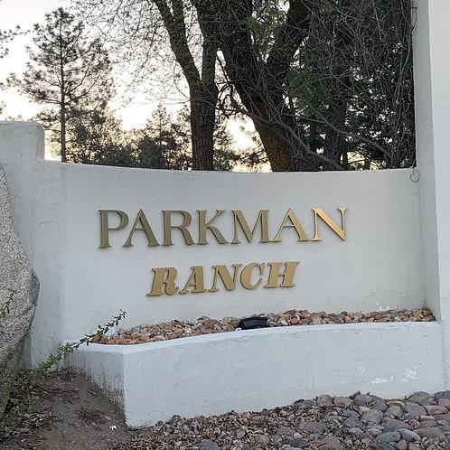 Parkman Ranch Getaway