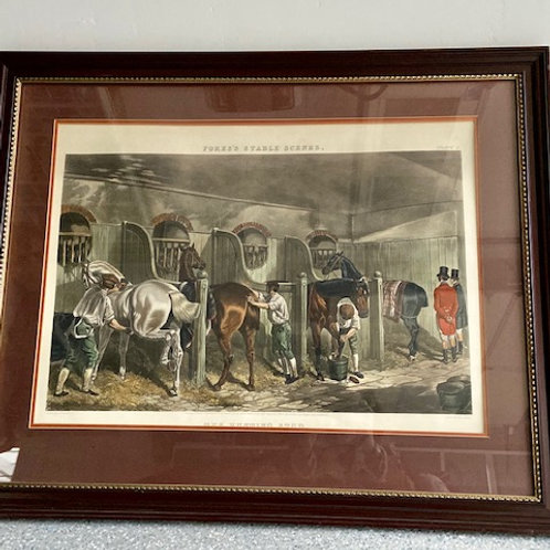 Auction-Stable Horses