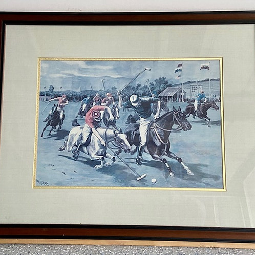 Auction-Polo Horses