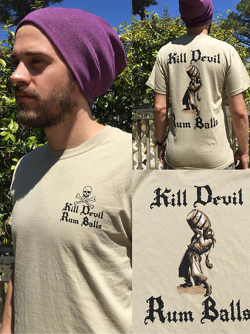 Kill Devil Rum Balls T-Shirt Temporarily SOLD OUT