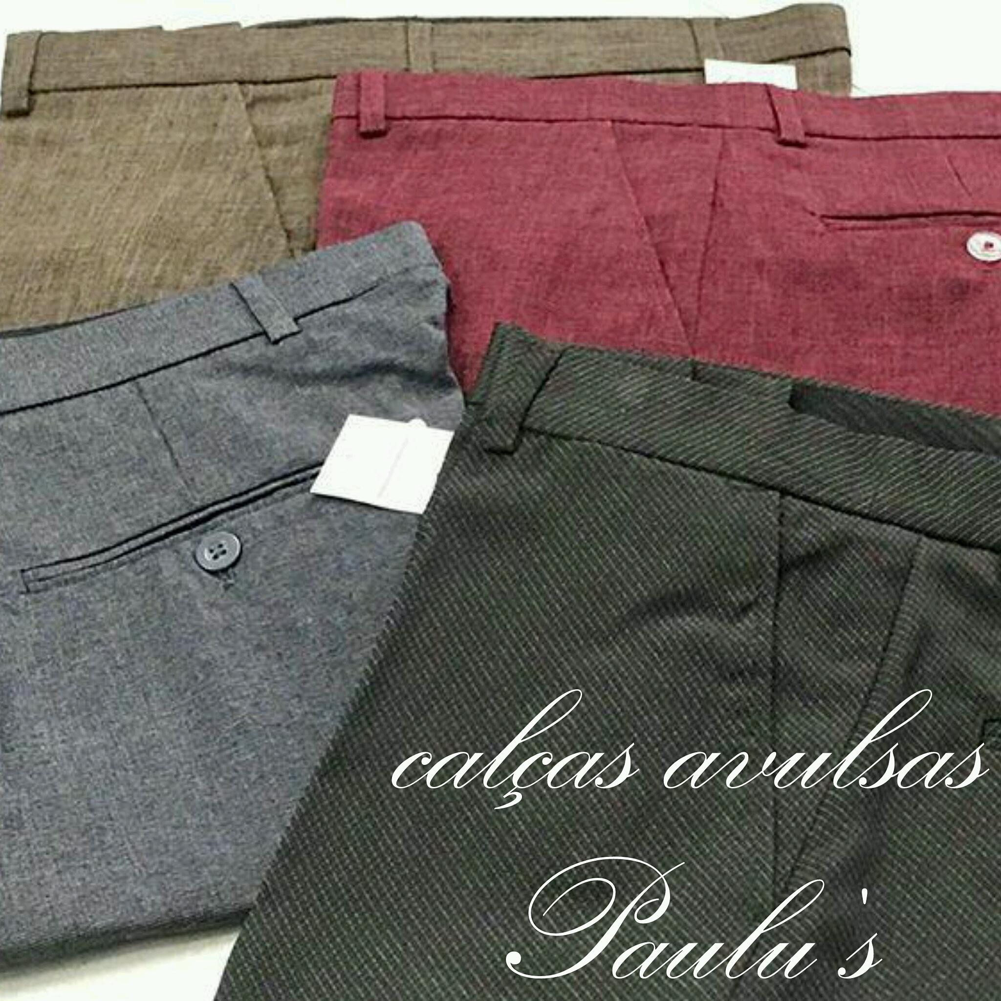 calças avulsas