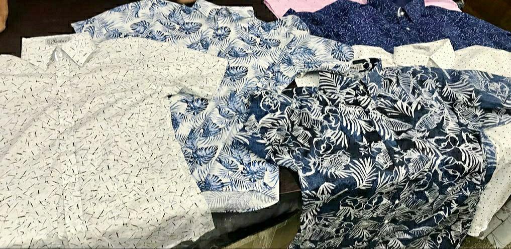 camisa primavera verão