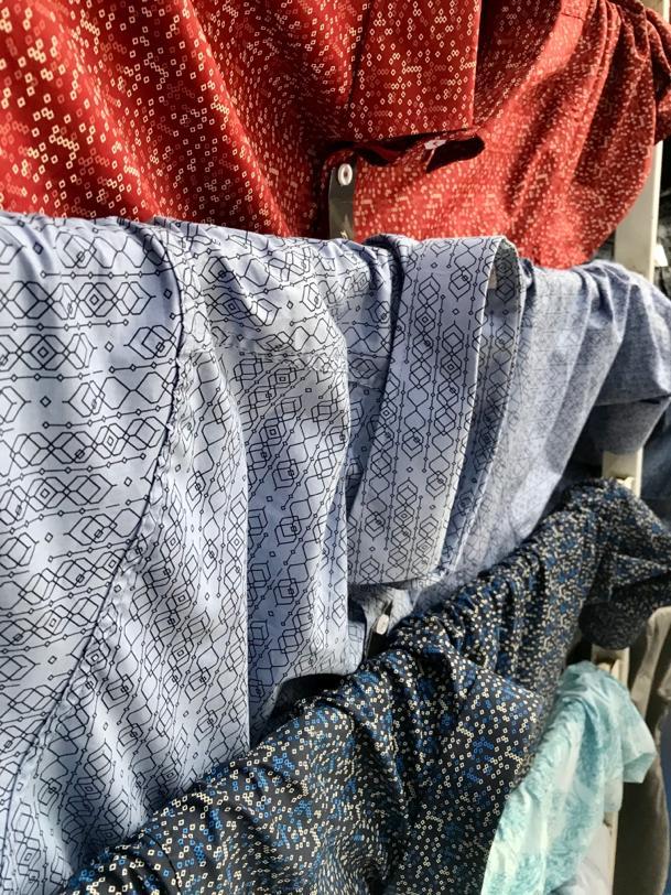 camisas verão
