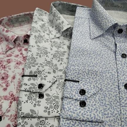 camisa 100% algodão