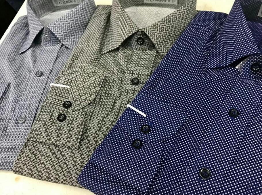 camisa Paulu´s