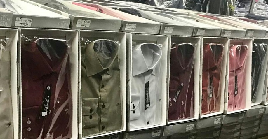 camisas Paulu´s - manga longa